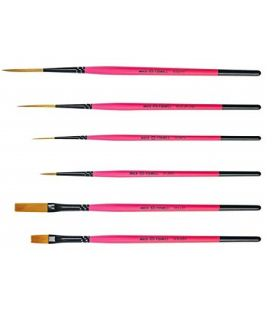 Set Brushes Pinstriping Tidwell Broken Pinkies
