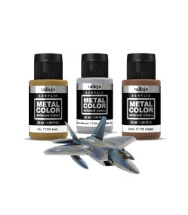 Painting Color Metal, Vallejo - 32ml