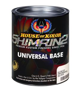 Metallic paint BC02 Orion Silver House Of Kolor