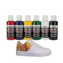 Packs Farben Createx Airbrush