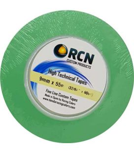 Verde cinta Ultra-Flexible Personalizado Creativa (9mm x 55mtr)