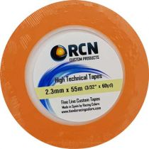 Orange tape Flexibility High Custom Creative (2.3 mm x 55mtr)