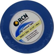 Blue ribbon Flexibility Media Custom Creative (6mm x 33mtr)