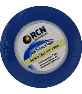 Cinta Azul Flexibilidad Media (3mm x 55mtr)