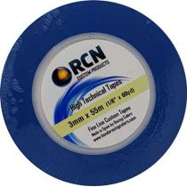 Blue ribbon Flexibility Media Custom Creative (3mm x 55mtr)