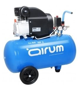 Compresor Airum 2Cv y 50L
