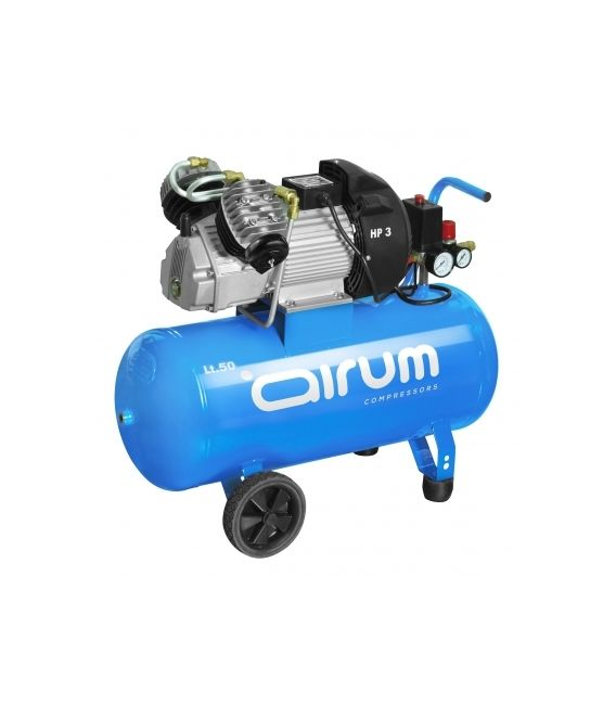 Compressor Airum 3Cv e 50L