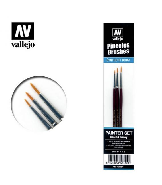 Pinceles Painter Set Vallejo