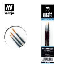 Brushes Painter Set Vallejo