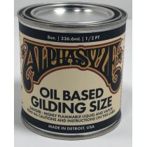 Adhesive Gold leaf Alphanamel - 236 ml