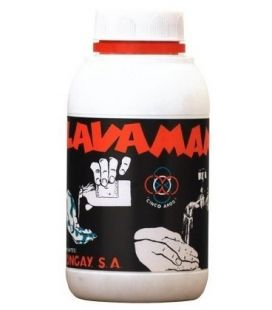 Lavaman Five Rings Cleaner Hands