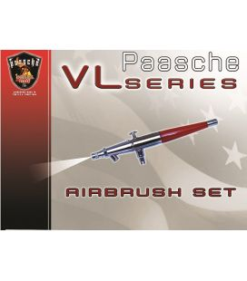 Airbrush, Paasche VL-Kit 3 in 1
