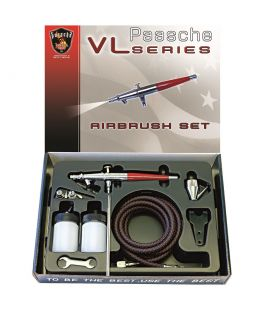 Aerografo Paasche VL Kit 3 in 1