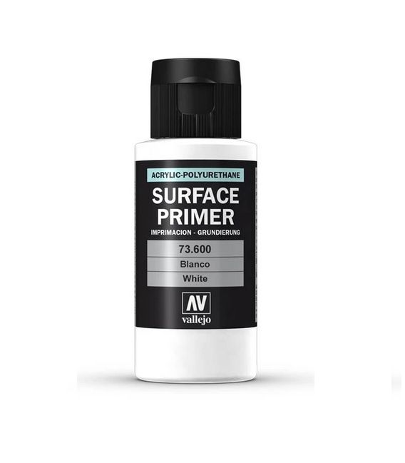 Primera Vallejo - 60ml