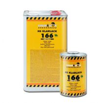 Kit 5L Varnish 166 HS Low VOC Premium