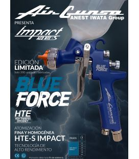 Gun Iwata AZ3 Impact Blue Force 1.3 mm