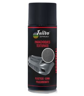 Spray Bumper Negro Texturado (400ml)