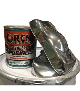 Kit Paint Chrome Effect Metalchrome FULL - 1/4L