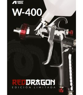 Pistola Iwata W400 Bellaria Red Dragon