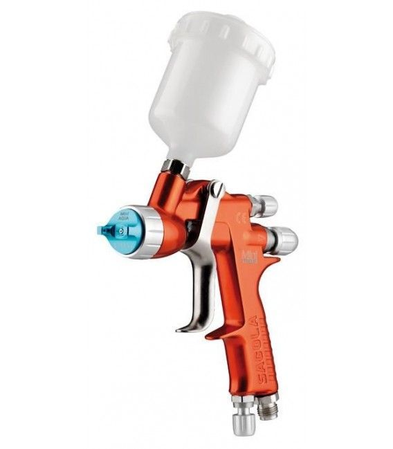 Gun Sagola MINI Xtreme (1.0 mm AQUA)