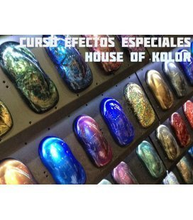 Curso FX con House of Kolor - 25 OCT