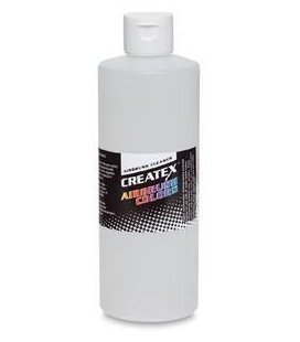Cleaner of spray guns of Createx (480ml)