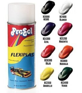 Spray Pintura Flexiplas - Lonas e Plásticos