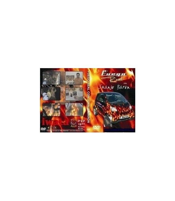 DVD, Real Fire with Juanjo Baron