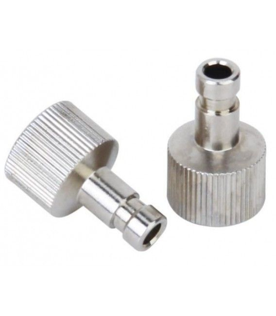 Male connector Quick, 1/8 Female