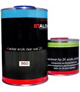 Varnish Extra Glitter ET960 Etalon 1.5 L