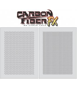 Templates Effect Fiber Carbon Artool