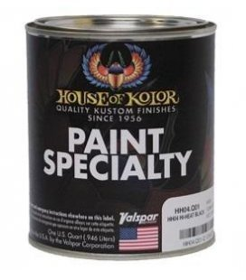 Peinture Anticalórica Noir 760º House Of Kolor -1L