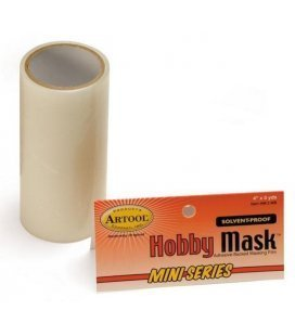 Mask Airbrushing Hobby Mini Artool (10cm x 4.5 mtr)