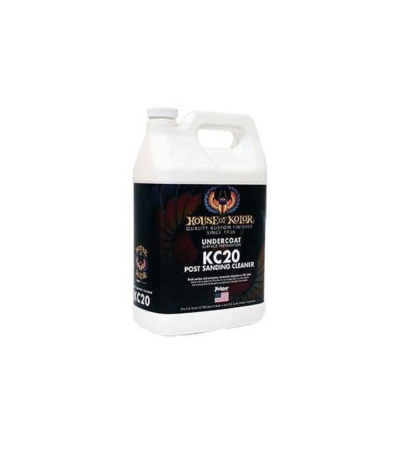 KC-20 Desengasante POST SANDING House Of Kolor - GALLON