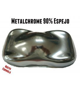 Kit-Farbe Chrom-Effekt Metalchrome BASIS - 1L