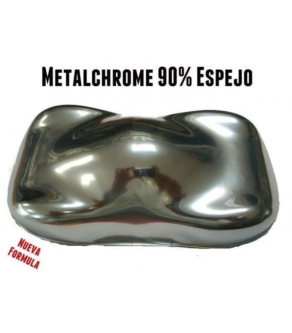 Kit Paint Chrome Effect Metalchrome COMPLETE - Airbrush