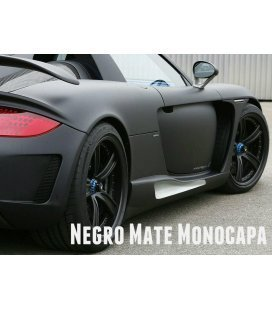 Matte black 2K 1/2L + Cat Paint Monolayer