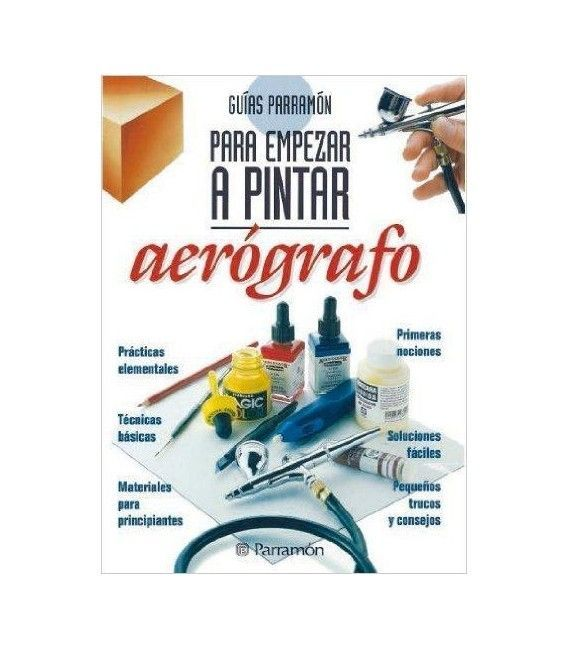Book Airbrushing Guide to start painting