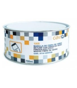 Massa Fibra de Vidro (750ml + Cat)
