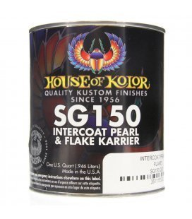 "Resin SG150 ""bells and whistles"" Pearl House Of Kolor - 1L"