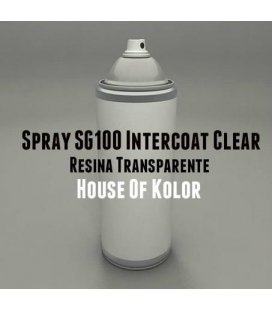 Spray de Resina Entrecapas C2C-sg-100 intercoat claro Casa De Kolor