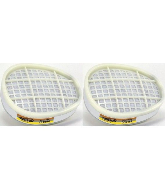 Filter Replacement Mask, Gerson (2 pc)
