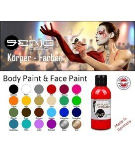 Paint Body Paint SENJO (75ml and 500ml)