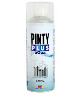 Spray Barniz Base Agua Brillante