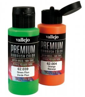 Pintura Airbrushing Vallejo Premium - 60ml