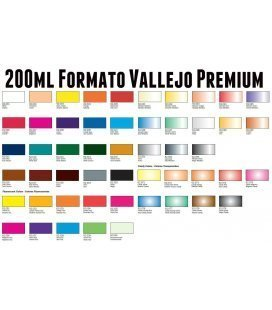 Pintura Airbrushing Vallejo Premium - 200ml