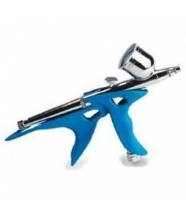 Handle/Grip is ergonomic for airbrush