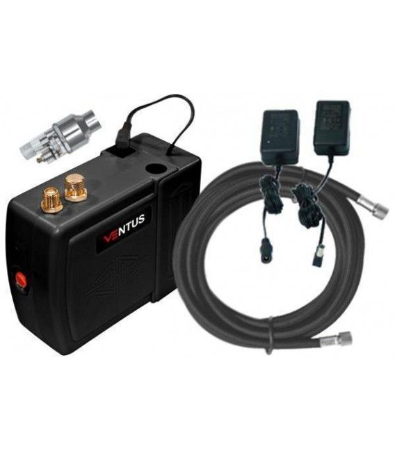Mini Compressor Airbrush PORTABLE with Battery