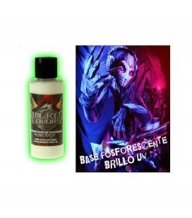 Paint Phosphorescent Wicked UV - 60ml