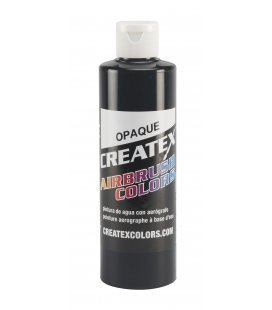 240ml Createx Opaque Black